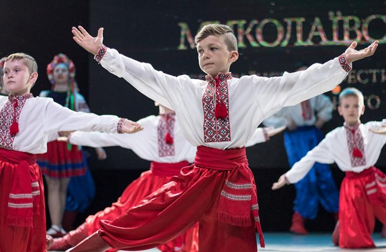 Херсонские дети «натанцевали» у соседей на Гран-при и три призовых места