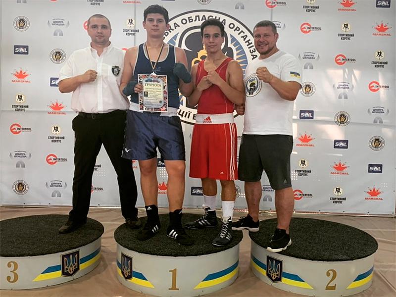 Херсонские школьники стали победителями Международного турнира по боксу