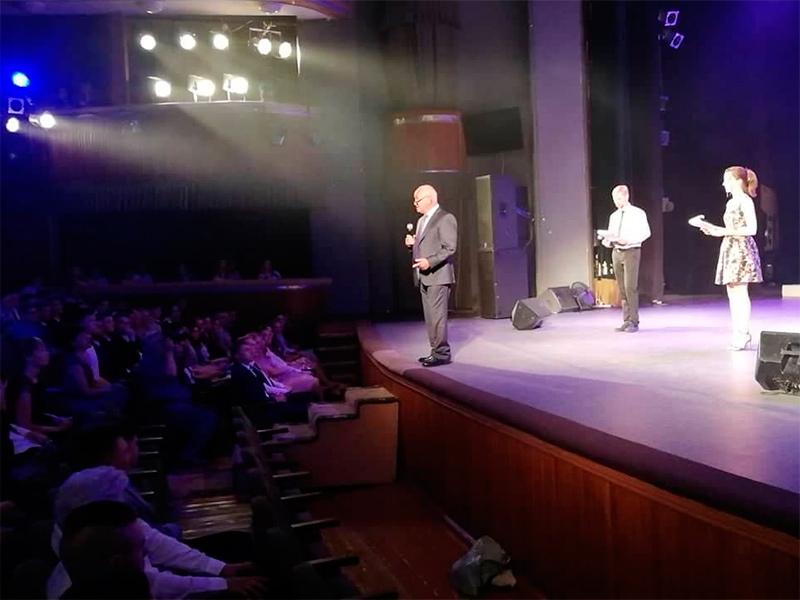 Микола Бабенко: Олександр Співаковський – ефективний нардеп і завжди відстоюватиме інтереси освітян