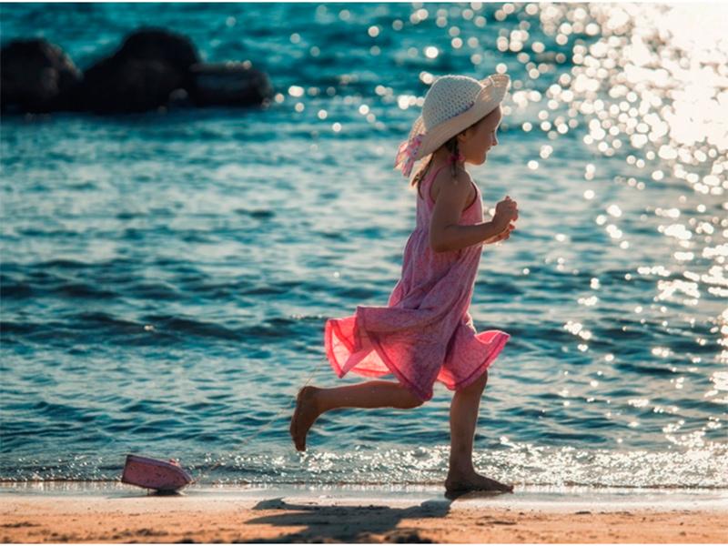 На пляжах Херсонщины теряются дети