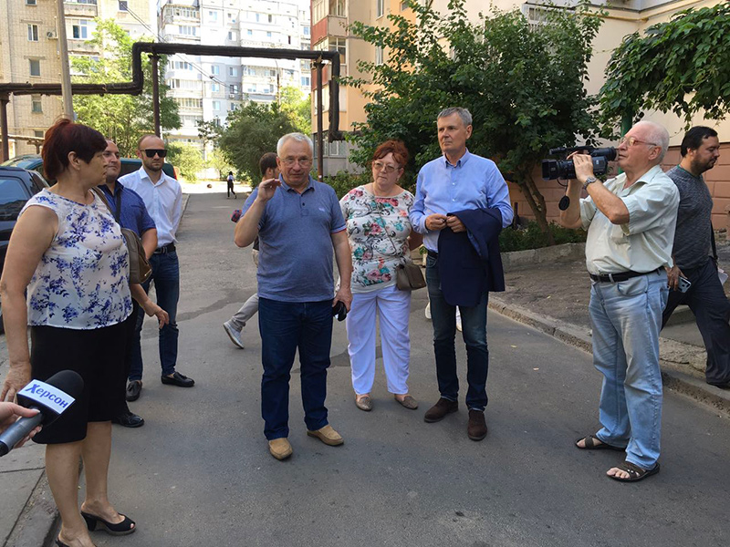 Юрій Одарченко та Олексій Кучеренко: Теплові індивідуальні пункти повинні бути в кожному будинку