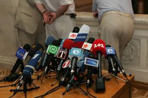 Депутат прагне захистити журналістів законом