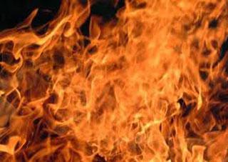 Пожары в  домах продолжают забирать жизни херсонцев