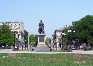 В 2013 году Херсон украсят на 285 тысяч гривен