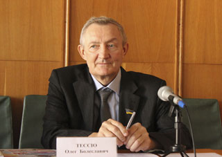 Умер председатель Бериславского районного совета Олег Тессио