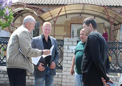 Депутати Херсонської облради перевіряють майно громади