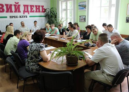 Херсонских журналистов  - с профессиональным праздником!