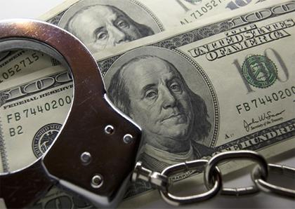 Херсонську  бізнесменшу покарано  на  13 млн.гривень