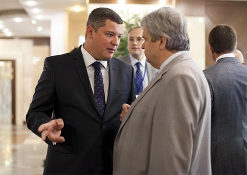 Егор Устинов возвращается в большую политику
