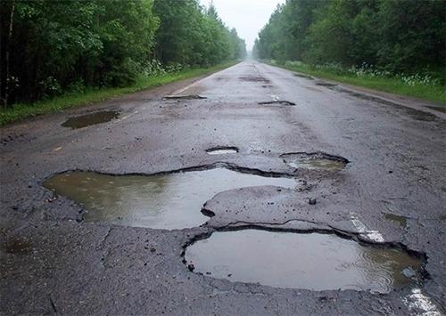 Качественные дороги для Херсона останутся мечтой