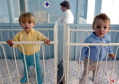 В Херсоне детская больница просит помощи