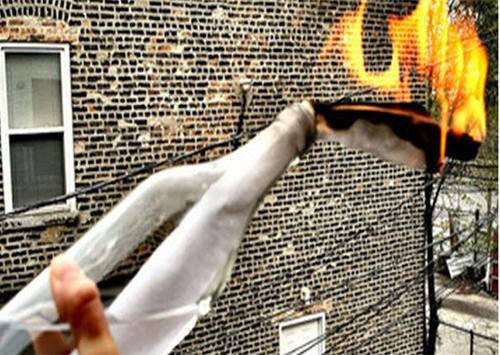 В Херсоне пытались поджечь депутата