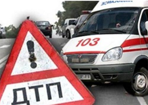 Жуткая авария у херсонского ТРЦ «Фабрика»