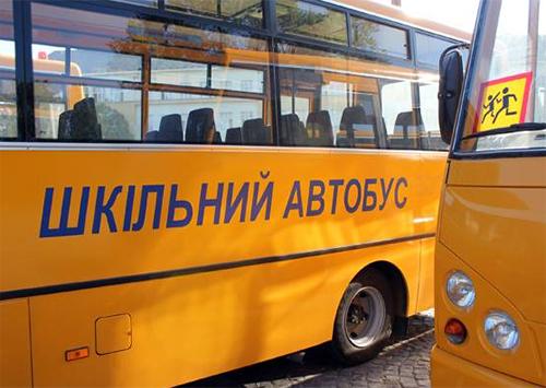 Школьных автобусов Херсонщина закупит меньше