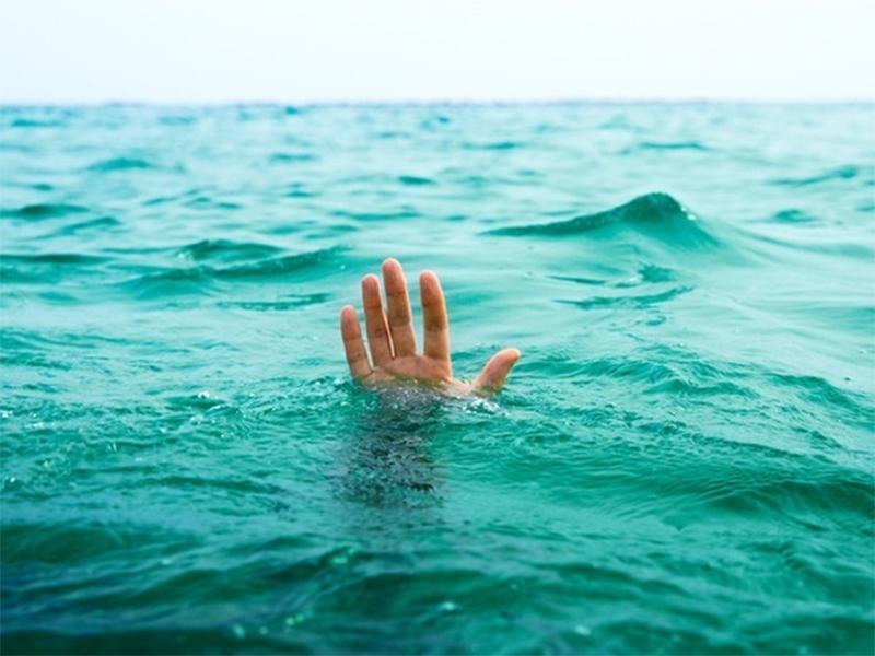 Смертельный заплыв на курортном пляже Лазурного