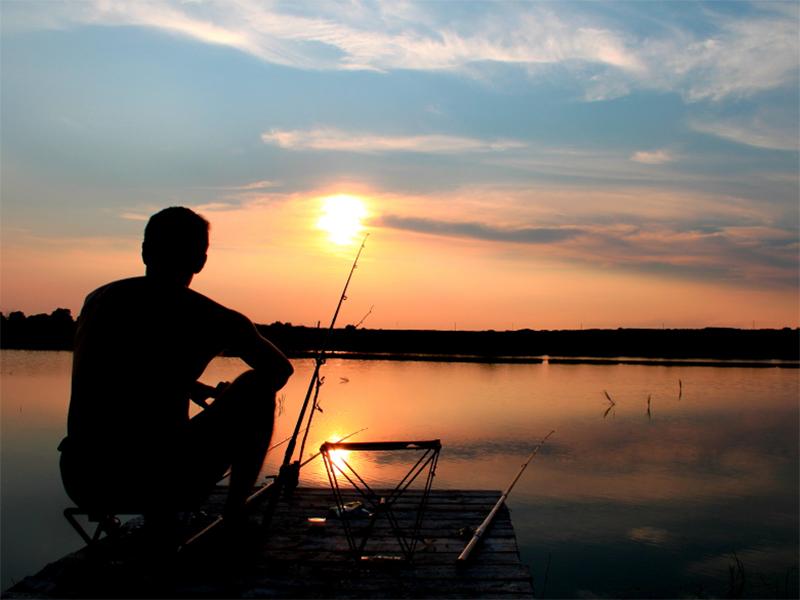 молитв о рыбалке