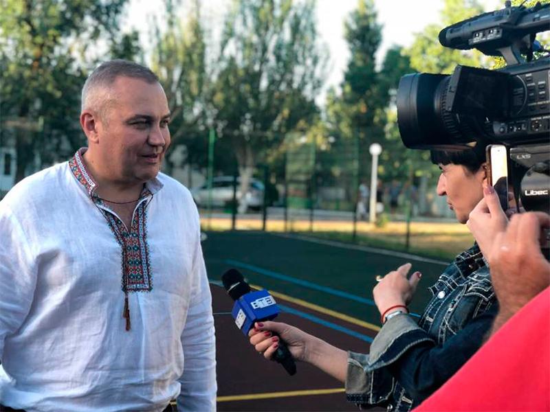 На Херсонщине будет спортивный Центр европейского образца