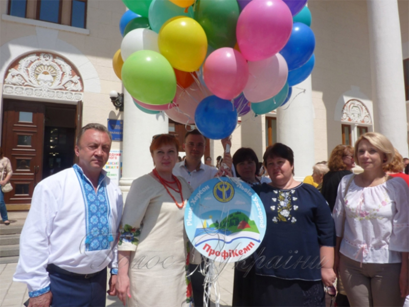 На Херсонщині до розвитку туризму залучають школярів