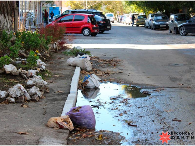 Чи допоможе європейський досвід Херсону позбутися сміття