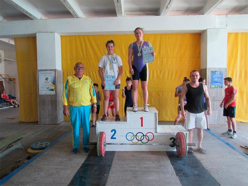 На Херсонщині  змагалися майбутні олімпійці