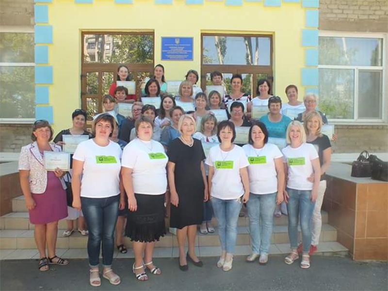 У Скадовську створюють Нову українську школу