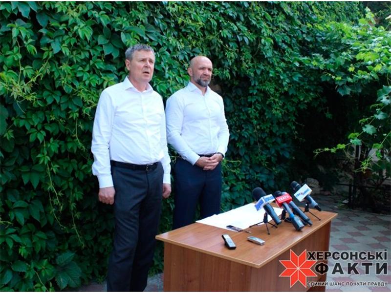 Депутаты горсовета поддержали идею об открытии бюветов для херсонцев