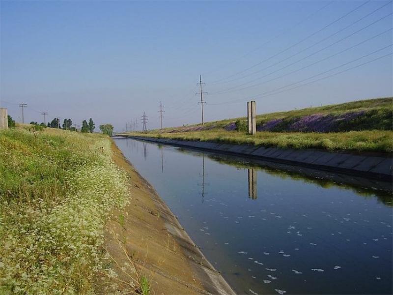 Через декомунізацію перейменували канал на Херсонщині