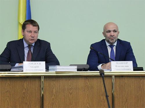 Владислав Мангер: Тільки спільними зусиллями та злагодженими діями ми зможемо досягнути успіху!