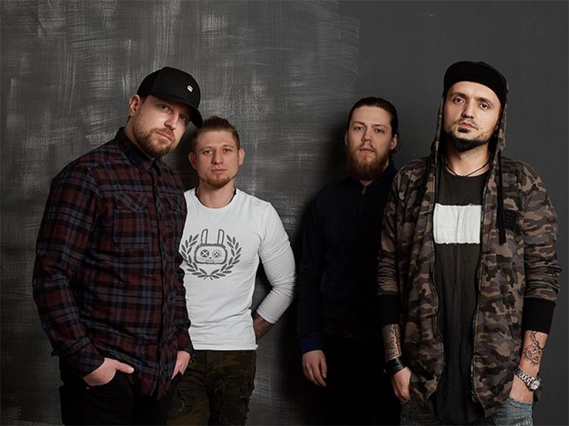 Херсонський рок-гурт заспіває у рідному місті