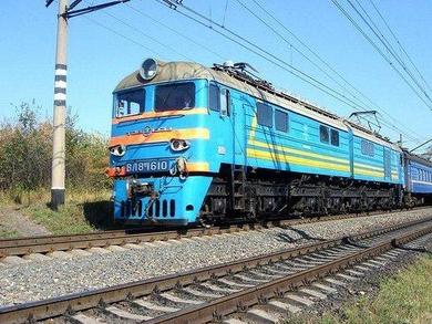 Поезд сбил инвалида на Херсонщине