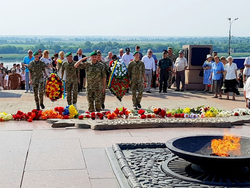 Владислав Мангер: Допоки пам'ятаємо свою історію, ми – гідні нащадки