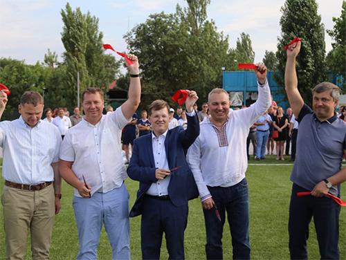 На Херсонщині створюють спортивний об'єкт Олімпійського рівня