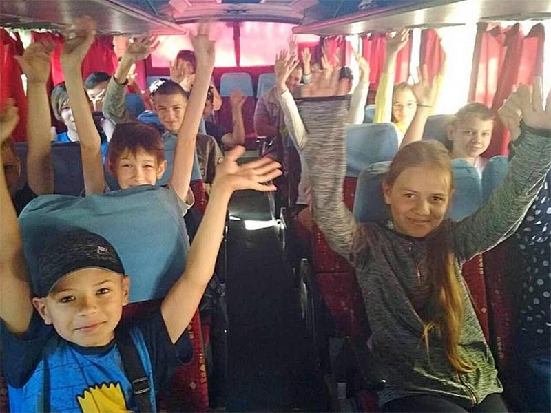 Смарт Меритайм Групп обеспечил оздоровление детей сотрудников компании