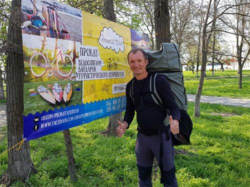 Виталий Белевцев: Я готов круглые сутки работать для развития туризма в Херсоне