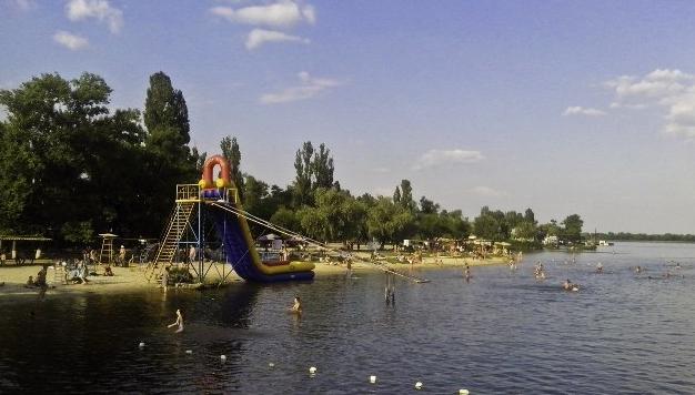 Майданчик водного активного відпочинку хочуть створити у Херсоні