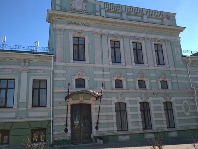Архітектурні перлини Херсона: Будинок дворянського зібрання