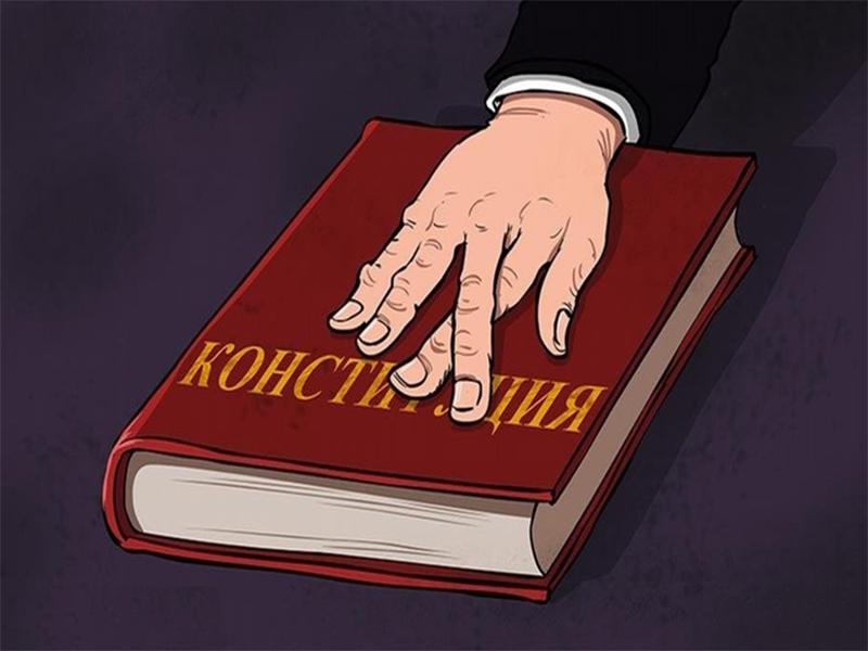 Мудрый херсонец: «Не дамо паплюжити Конституцію»