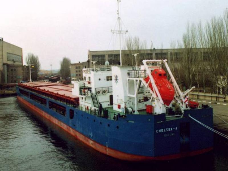 Смарт Мэритайм Груп освидетельствует судно, построенное ранее на верфи