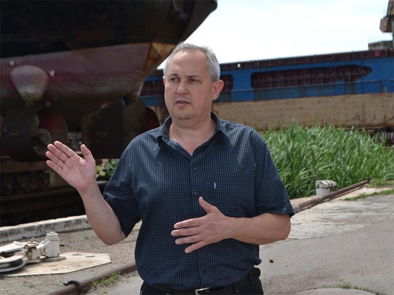 О.Лукомский: «Если нам удастся перевести земельный вопрос судозавода из плоскости политической в экономическую, выиграют все»