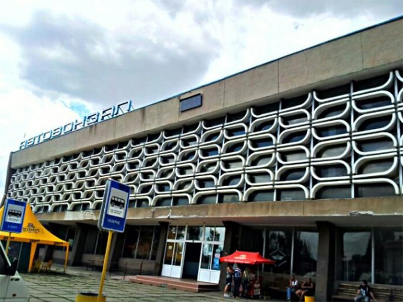 На херсонському автовокзалі працювали грузові «нелегали»
