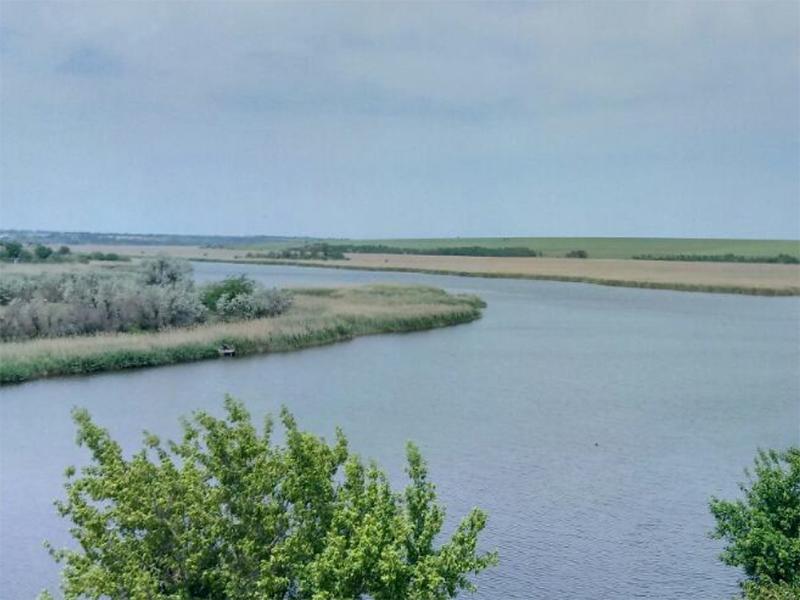 Херсонщина: большие проблемы малых рек