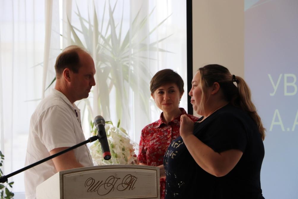 Директор Херсонской ШГТ отчитался за год работы