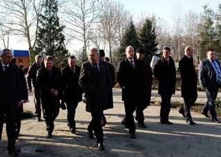 На Херсонщині побував  міністр екології та природних ресурсів України