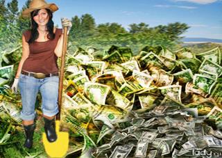 «Хоронить» херсонский мусор будут золотыми лопатами?