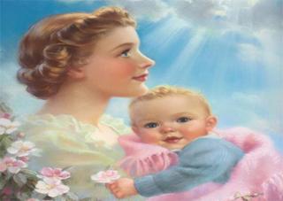 С заботой о матерях и детях