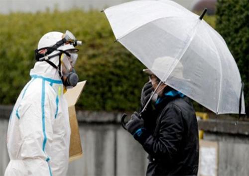 На Херсонщине ждут радиоактивные осадки из Чернобыля
