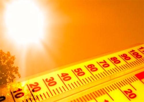 В Херсоне люди умирают от жары
