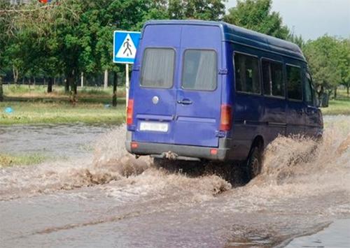 На Херсонщине – сплошной потоп