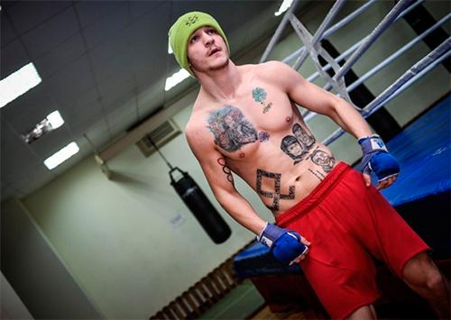 Херсонский боксер будет выступать на профи-ринге в США