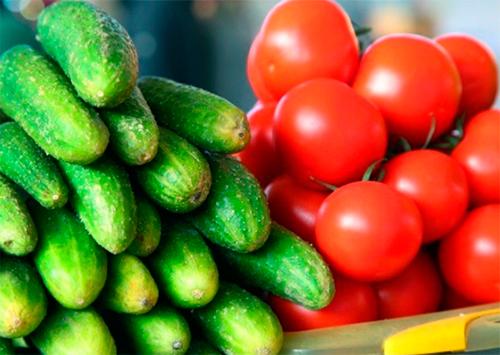 Дожди убили надежды херсонцев на дешевые овощи